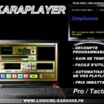 pub logiciel karaoké karaplayer courte
