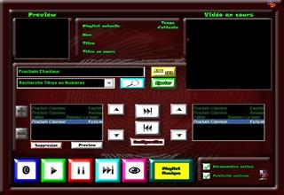 Thème Original logiciel karaoké professionnel karaplayer